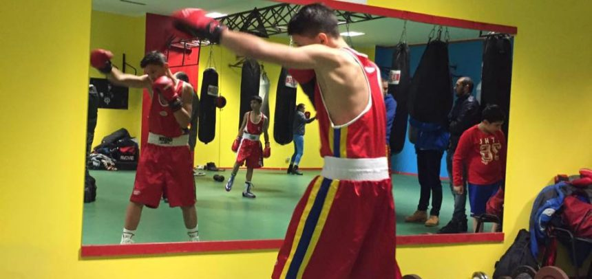 Competiție de box la Câmpia Turzii pentru sportivii CSU