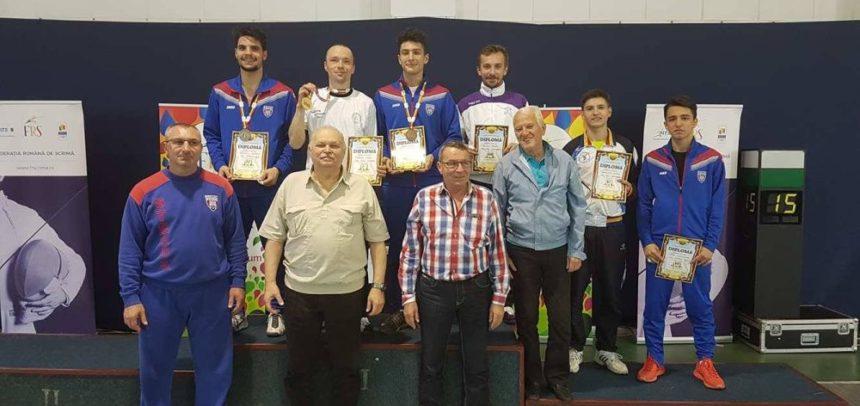 Radu Dărăban a cucerit al 8-lea titlu de campion național
