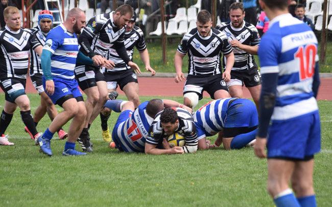 Formația de rugby masculin, la startul unui nou sezon