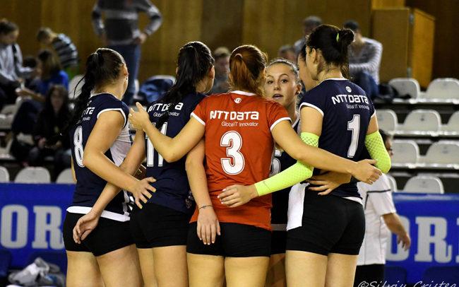 Turneu internațional de pregătire, la Lugoj, pentru echipa de volei feminin