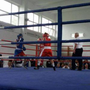 Șase pugiliști participă la Cupa Municipiului Tg. Mureș