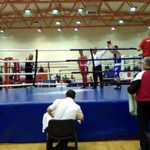 Boxerii universitari, trei locuri I la Oradea