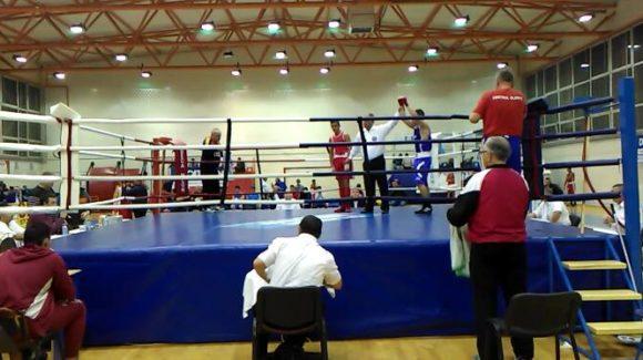 Pugiliștii boxează pentru medalii la Campionatul Național