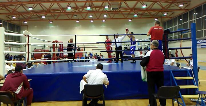 "7 pugiliști universitari la Gala de box ""Ring Napoca"""