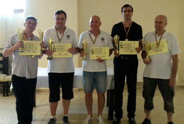 Etapă din Campionatul Național de Scrabble, la Eforie Nord
