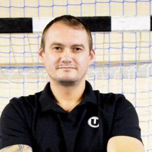 Ioan Ani-Senocico – antrenorul echipei de handbal masculin