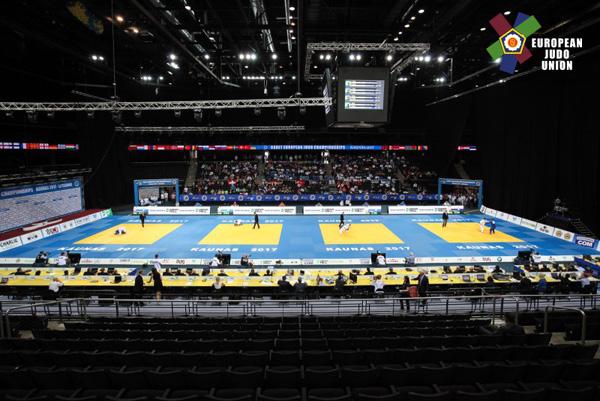 Patru judoka participă la Cupa Europei U18