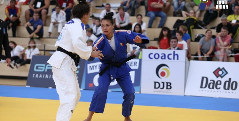 Două judoka participă la Paris Grand Slam