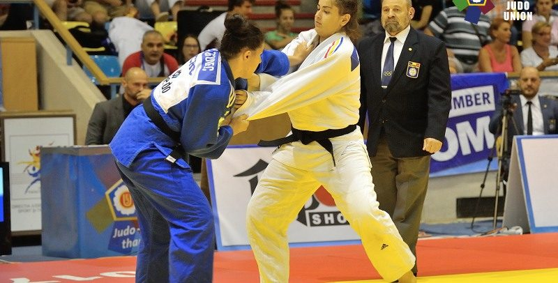 Rezultatele obținute la Arad de judoka universitari