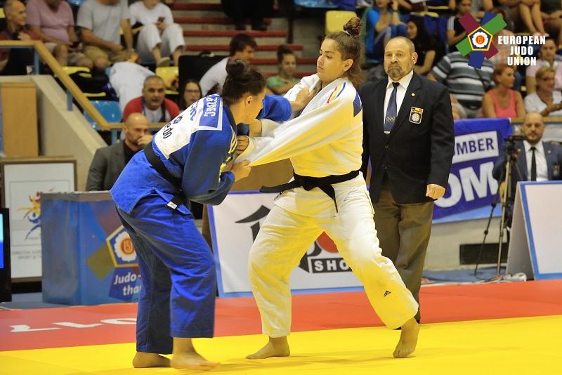 Foto: European Judo Union / Daniel Oprescu