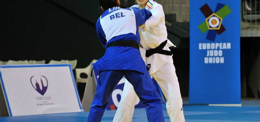 Open european de judo feminin la Oberwart