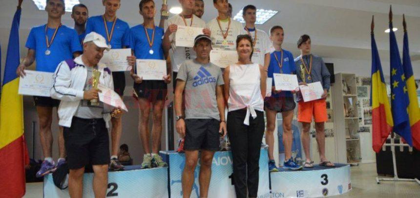 """Echipa """"U"""" Cluj, campioană națională la semimaraton"""