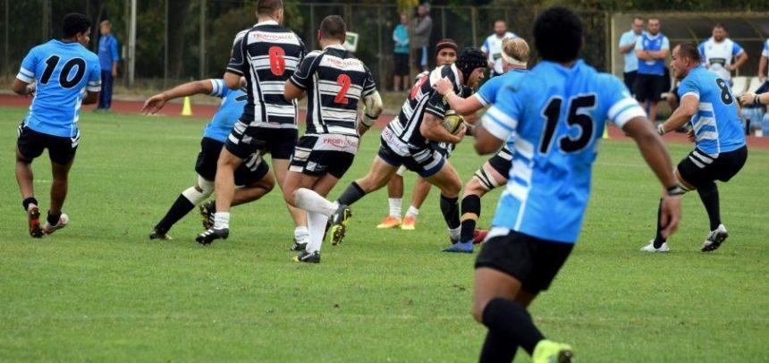 Rugbyștii se deplasează la Iași în etapa a V-a a Superligii