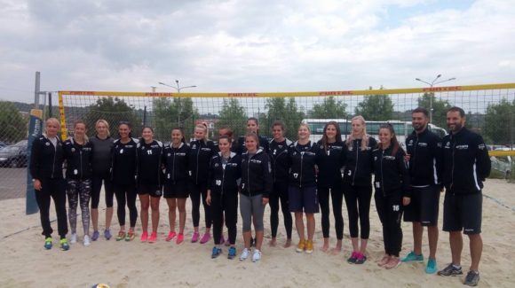 Voleibalistele participă la un turneu amical în Ungaria