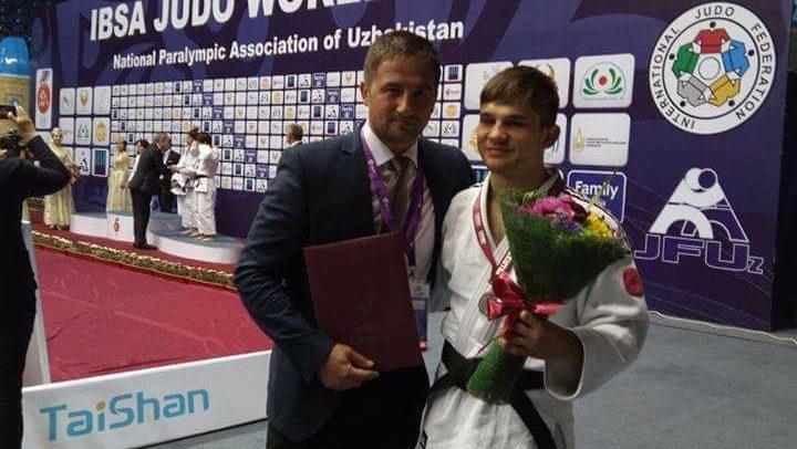 Argint pentru Alex Bologa la Cupa Mondială de la Tașkent