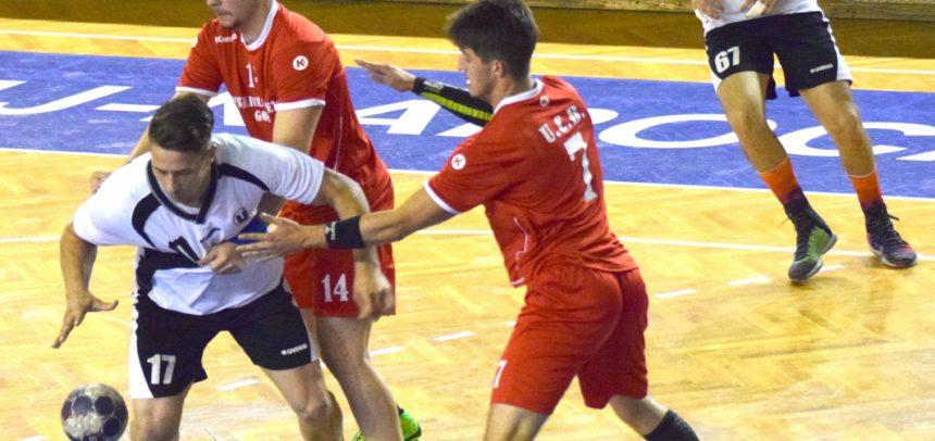 Handbaliștii participă la un turneu amical în Sighișoara