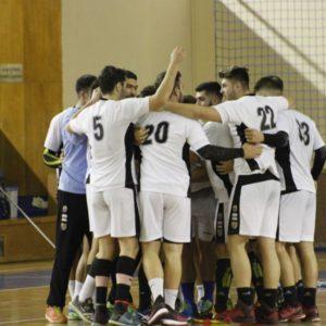 Victorie pentru handbaliști în meciul cu Tg. Jiu