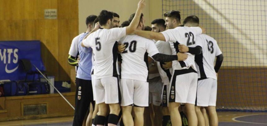 """Echipa de handbal masculin va evolua în """"Liga Zimbrilor"""""""