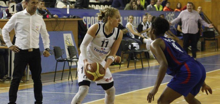 Meciuri cu Olimpia Brașov și Alexandria pentru baschetbaliste