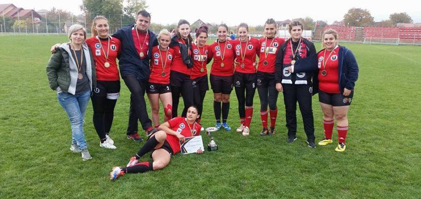 Rugbystele au cucerit medaliile de bronz