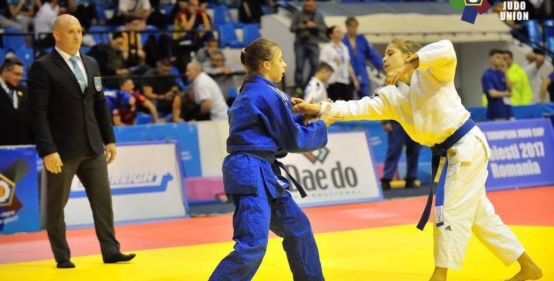 Judoka universitari participă la Cupe Europene