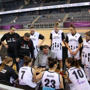 Lupta pentru locul 3 continuă duminică la Cluj