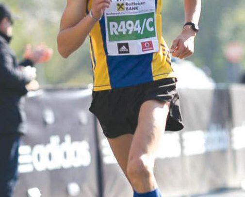 Marius Dumitru a câștigat etapa de Alergare Montană