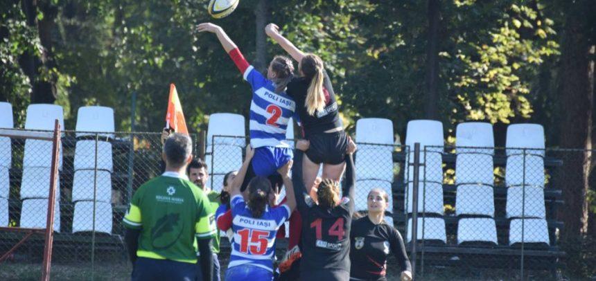 Rugbystele joacă în Cupa României