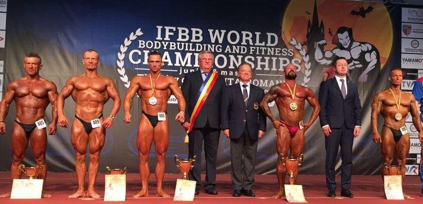 Sebastian Văsuț, numărul 4 mondial