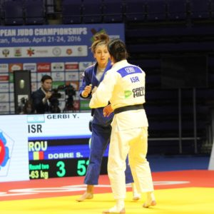 """Trei judoka de la """"U"""", la Grand Slam-ul de la Budapesta"""