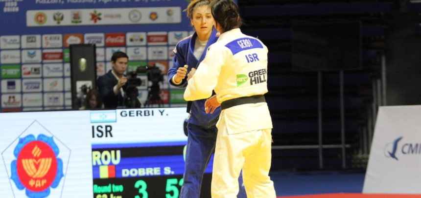 Grand Prix de judo, în week-end, la Tashkent