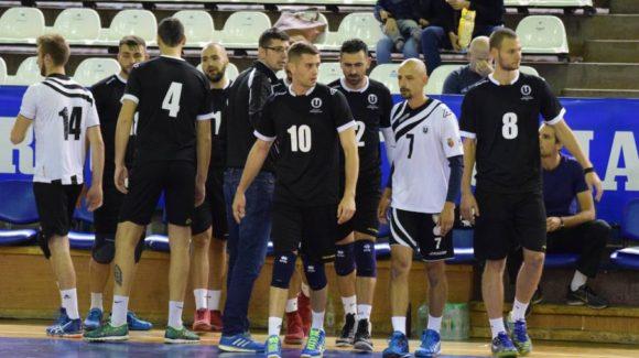 Voleibaliștii au cedat cu Dinamo