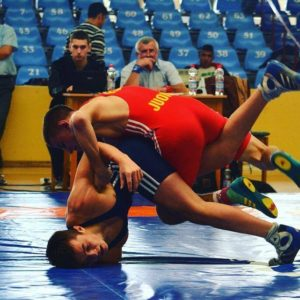 Finala U23 la lupte are loc la Constanța