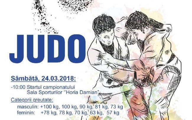 Campionatul Național de Judo Seniori se ține la Cluj