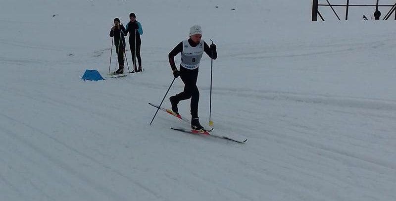 Claudiu Vîtcă, vicecampion la sprint