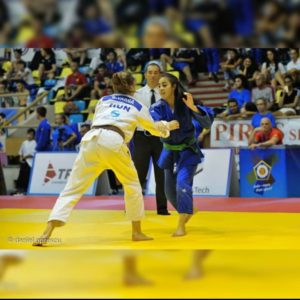 5 judoka universitari participă la finala CN U18