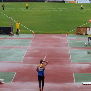 Atleții universitari participă la Cupa României