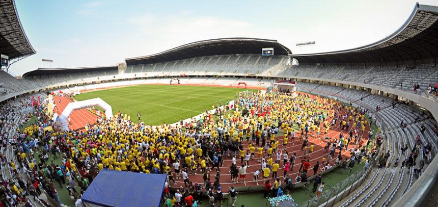Duminică are loc Maratonul Internațional Cluj