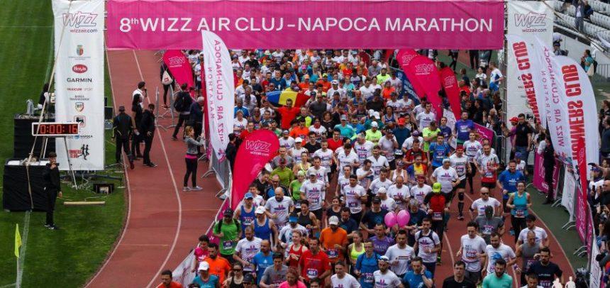 Atleții universitari, pe primele locuri la Wizz Air Marathon