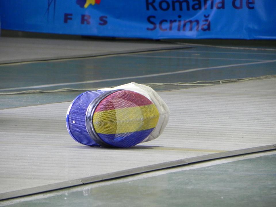 Sursă foto: Federația Română de Scrimă