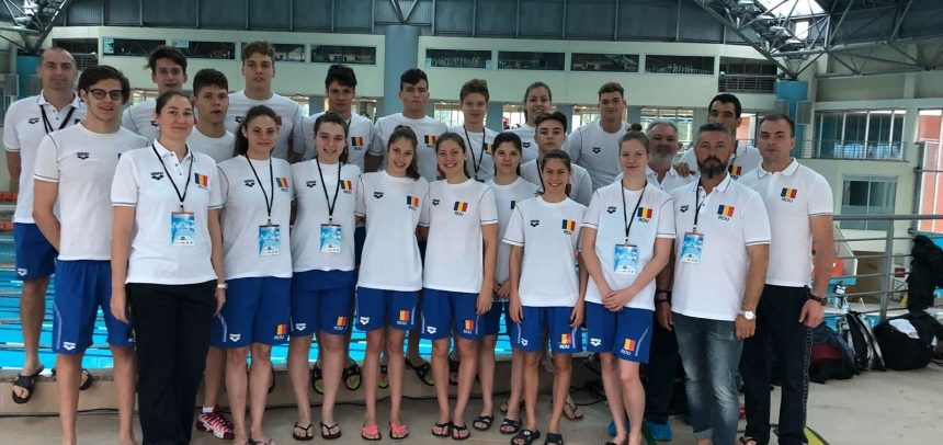 Două medalii pentru Ana Dascăl la Balcaniada de juniori
