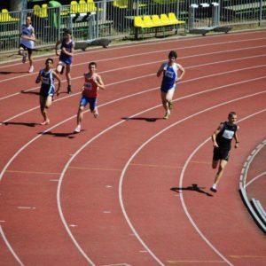 Atleții, locul I și II la etapa din București
