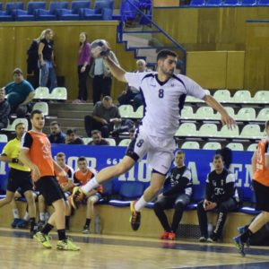Locul 1 la Sighișoara pentru handbaliști