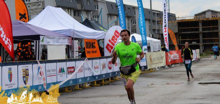 Mihai Pantiș aleargă la Campionatul European de 24h