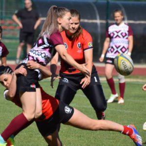 Rugbystele dispută etapa a IV-a la București
