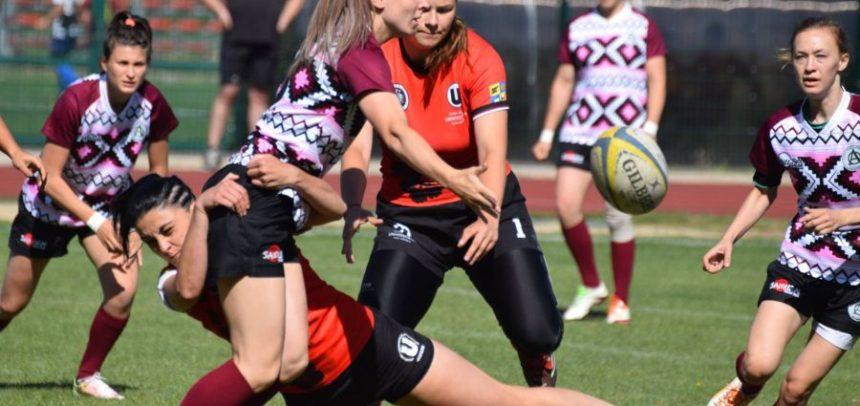 Poli Iași, câștigătoarea etapei de rugby de la Cluj-Napoca