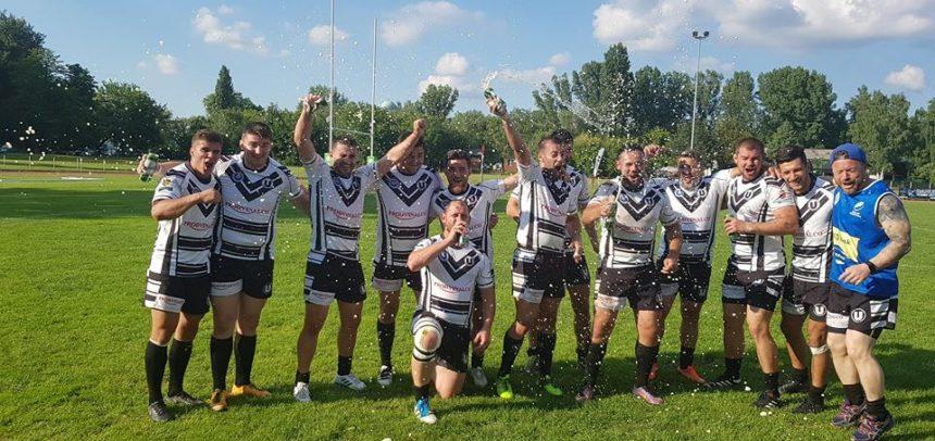 Rugbyștii au câștigat turneul din Ungaria