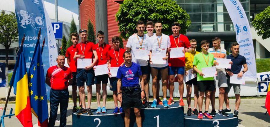 """U"" Cluj și-a păstrat titlul la Semimaraton Tineret"