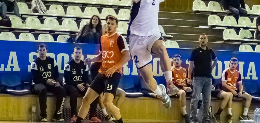 Handbaliștii, turneu amical în Sighișoara