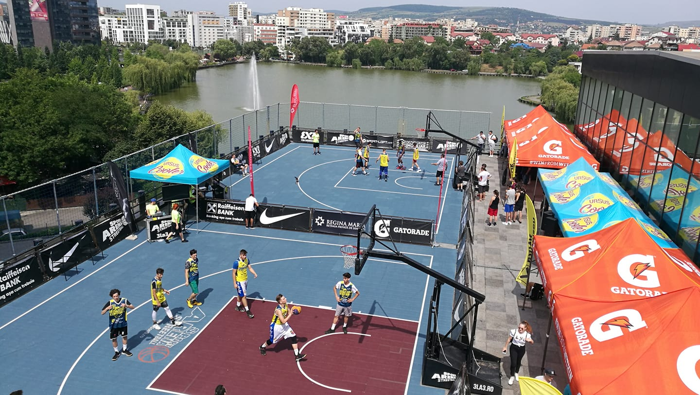 Foto: facebook SPORT ARENA STREETBALL